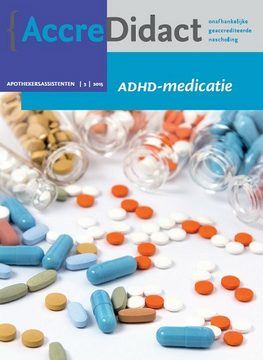 ADHD-medicatie