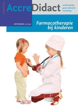 Farmacotherapie bij kinderen