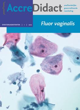 Fluor vaginalis