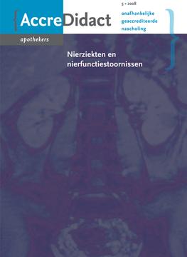 Nierziekten en nierfunctiestoornissen