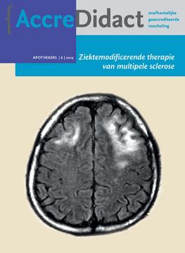 Ziektemodificerende therapie van multipele sclerose