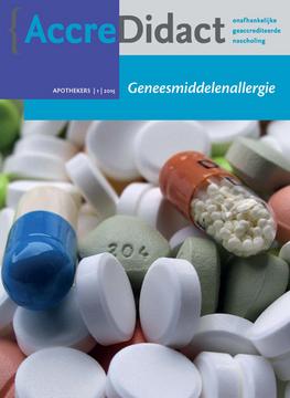 Geneesmiddelenallergie
