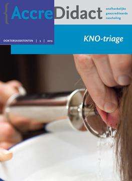 KNO-triage