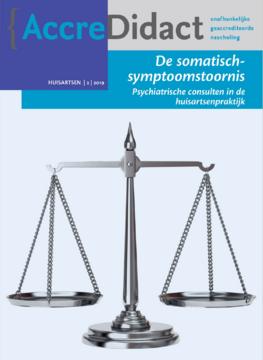 De somatisch-symptoomstoornis - Psychiatrische consulten in de huisartsenpraktijk