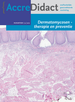 Dermatomycosen - therapie en preventie