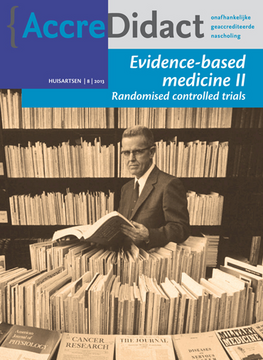 Evidence-based medicine II: RCT's