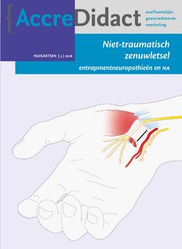 Niet-traumatisch zenuwletsel - entrapmentneuropathieën en NA