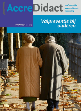 Valpreventie bij ouderen