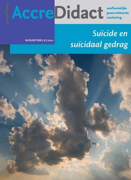 Suïcide en suïcidaal gedrag