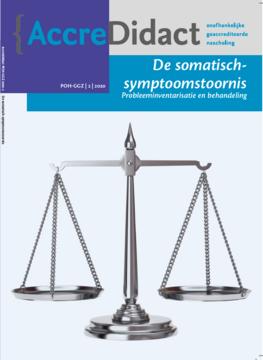 De somatisch-symptoomstoornis