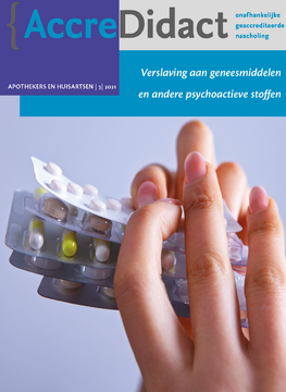 Verslaving aan geneesmiddelen en andere psychoactieve stoffen