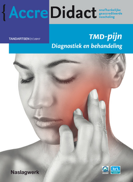 TMD-pijn, diagnostiek en behandeling