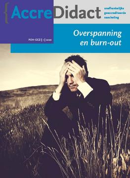 Overspanning en burn-out
