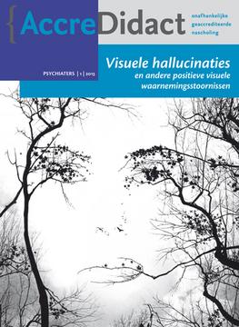 Visuele hallucinaties en andere positieve visuele waarnemingsstoornissen