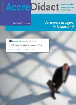 Verwarde dreigers in Nederland