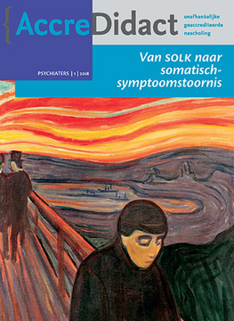 Van SOLK naar somatisch-symptoomstoornis
