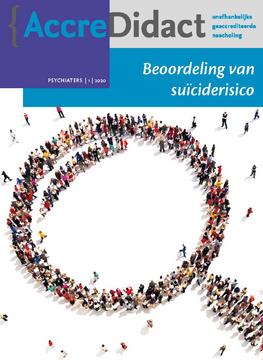 Beoordeling van suïciderisico
